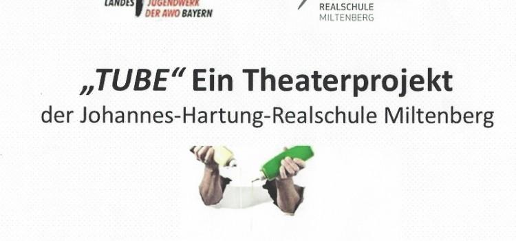 """""""TUBE   eine Geisterfahrt"""" Neues Theaterprojekt zur Alkoholprävention"""